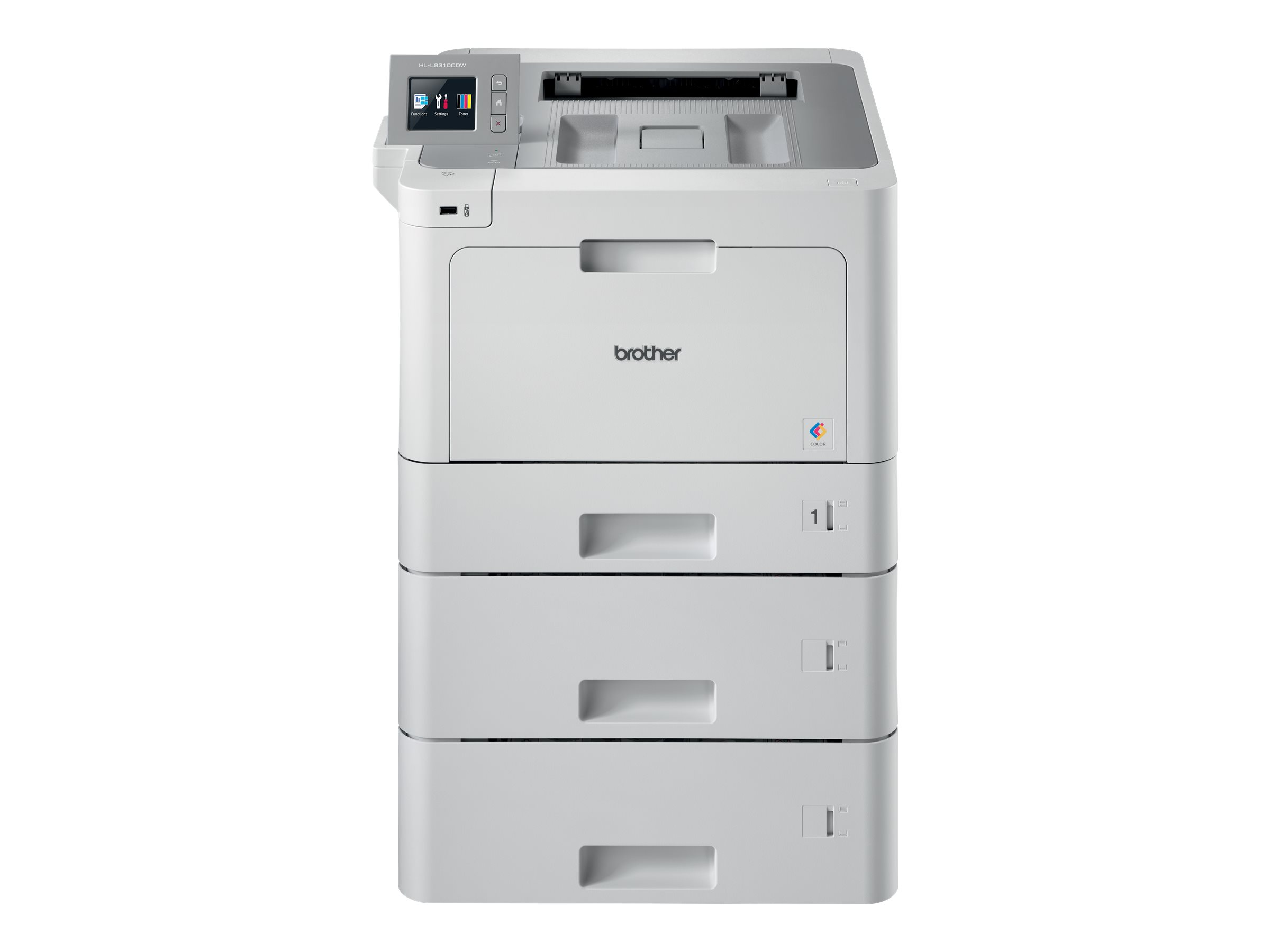 Brother HL-L9310CDWTT - Drucker - Farbe - Duplex - Laser - A4/Legal