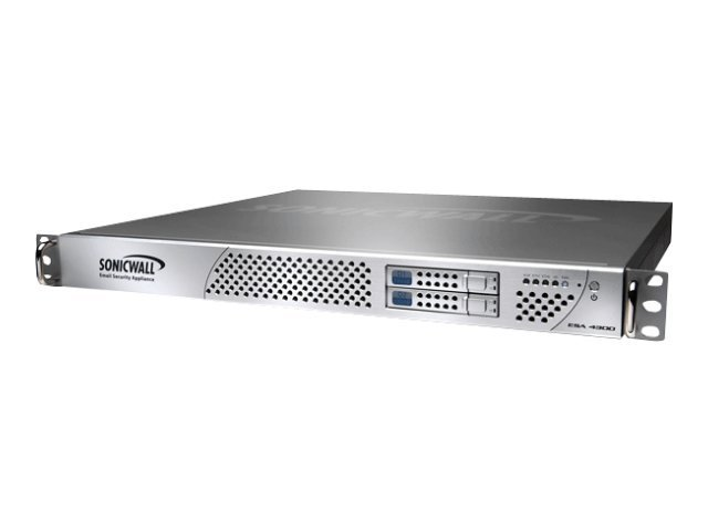SonicWall Email Security Appliance 4300 - security appliance