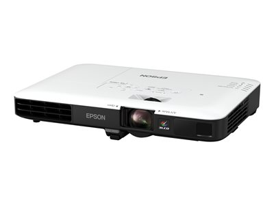 Epson PowerLite 1780W 3LCD projector portable 3000 lumens (white) 3000 lumens (color)  image