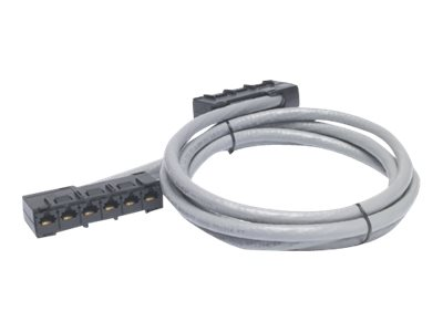 APC Data Distribution Cable - network cable - TAA Compliant - 2.1 m - gray
