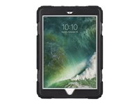 Griffin Survivor All-Terrain Protective case for tablet rugged silicone, polycarbonate, PET
