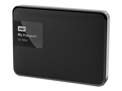 WD My Passport for Mac WDBJBS0010BSL