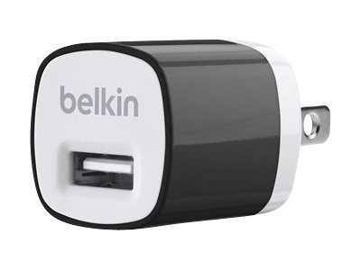 Belkin MIXIT Home Charger Power adapter 1 A (USB) black