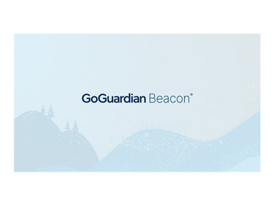 GoGuardian Beacon Subscription license (1 year) volume 3500-7499 licenses image