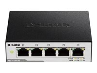 D-Link Smart Managed Switch DGS-1100-05 Switch 5-porte Gigabit
