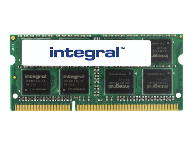 Integral - DDR4 - 16 Go - SO DIMM 260 broches - 2133 MHz / PC4-17000 - CL15 - 1.2 V - mémoire sans tampon - non ECC