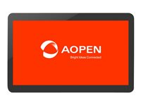 AOpen eTILE WT19M-FW All-in-one Core i3 5010U / 2.1 GHz RAM 4 GB SSD 32 GB