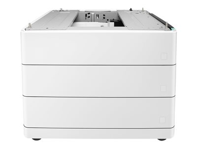 HP Paper Tray and Stand - media tray - 1650 sheets