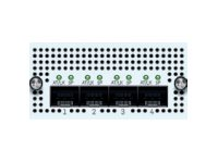 Sophos 4 port 10GbE SFP+ FleXi Port module (for XG 750 and SG/XG 550/650 rev.2 only)