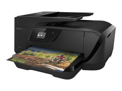 HP Officejet 7510 Wide Format All-in-One - multifunktionsprinter - farve