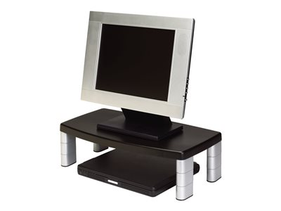 3M Adjustable Monitor Stand Extra Wide MS90B Stand for monitor / notebook / printer