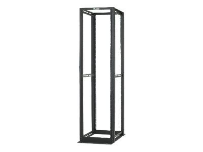 Panduit 4 Post Cable Rack System - rack - 45U