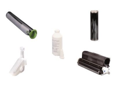 Printronix Toner/drum/developer/waste toner collector kit for LaserL