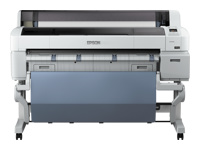 "Epson SureColor SC-T7200-PS - 44"" large-format printer - colour - ink-jet - Roll (111.8 cm) - 2880 x 1440 dpi - up to 2.14 ppm (mono) / up to 2.14 ppm (colour) - USB, Gigabit LAN"