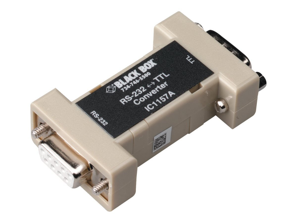 Black Box RS-232<->TTL Converter - serial adapter