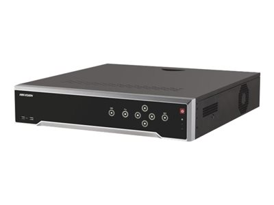Hikvision DS-7700 Series DS-7732NI-I4/16P NVR 32 channels 12 TB networked 1.5U