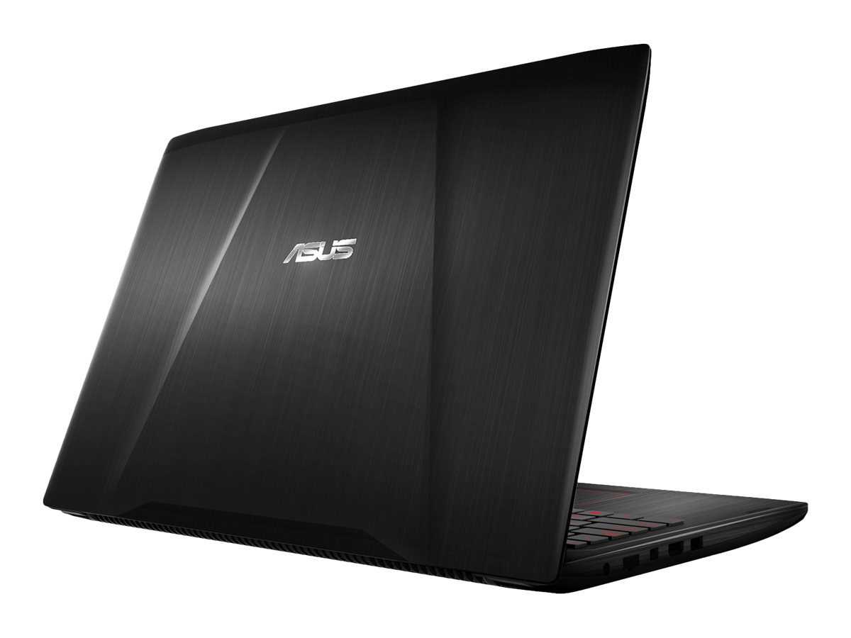 ASUS FX502VM DM119T - Core i7 6700HQ / 2.6 GHz - Win 10 Home 64-Bit - 16 GB RAM - 256 GB SSD + 1 TB HDD - 39.6 cm (15.6