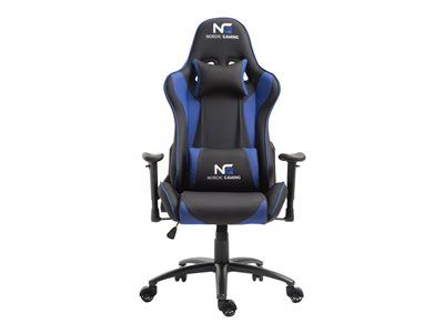 Nordic Gaming Racer Chair Blue Black