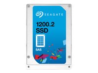 "Seagate 1200.2 SSD ST800FM0243 - Solid state drive - encrypted - 800 GB - internal - 2.5"" SFF - SAS 12Gb/s - Self-Encrypting Drive (SED)"