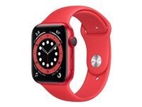 Apple Watch Series 6 (GPS + Cellular) - (PRODUCT) RED