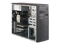 Supermicro SuperWorkstation 5038A-I MDT RAM 0 MB no HDD no graphics GigE