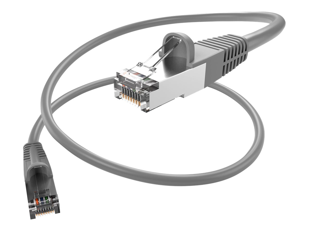Oncore patch cable - 6 m - gray