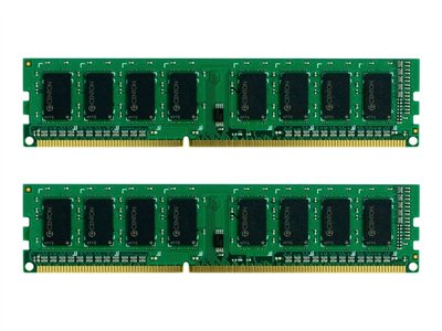Centon memoryPOWER DDR3 8 GB: 2 x 4 GB DIMM 240-pin 1333 MHz / PC3-10600 CL9 1.5 V