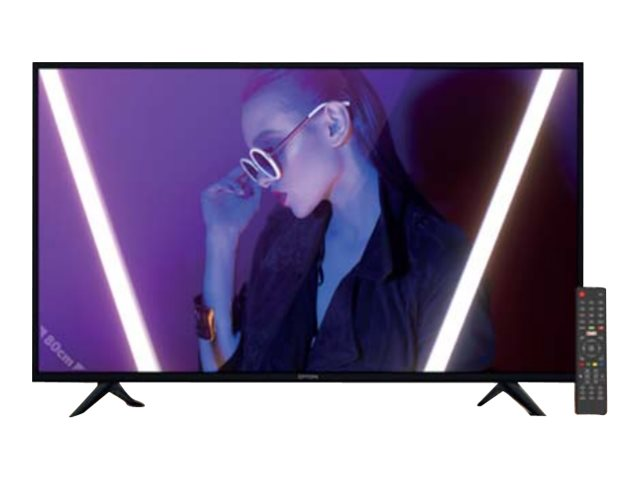 Dyon Smart 32 Pro LED-TV 80cm 31.5 Zoll EEK A+ (A++ - E) DVB-T2, DVB-C, DVB-S, HD ready, Smart TV, W
