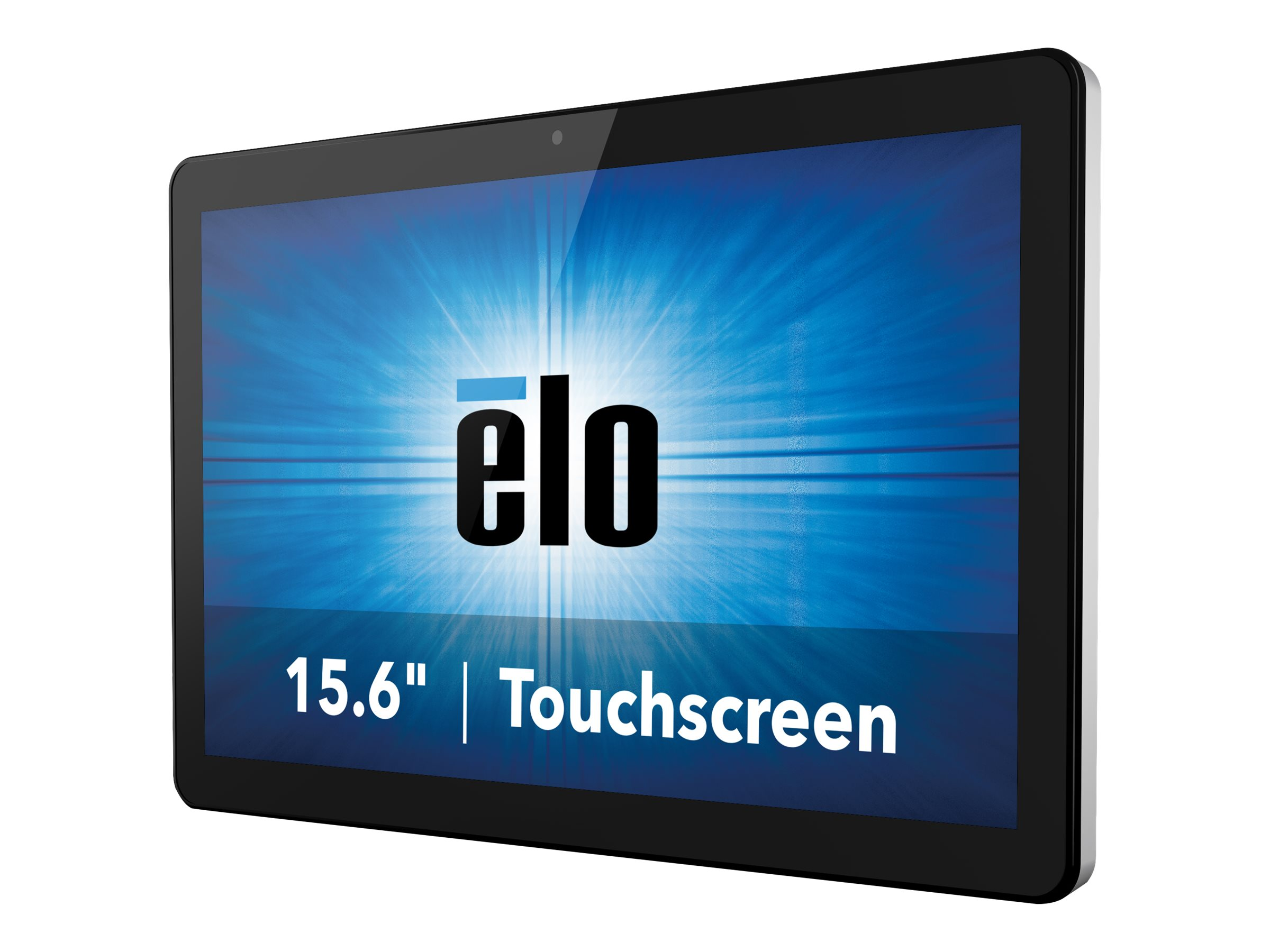 Elo I-Series 3.0 Standard, 39,6cm (15,6 Zoll), Projected Capacitive, SSD, Android, schwarz