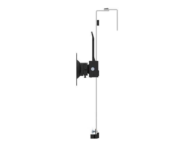 StarTech.com Cubicle Monitor Mount, Cubicle Wall Single Monitor Hanger, Up to 34