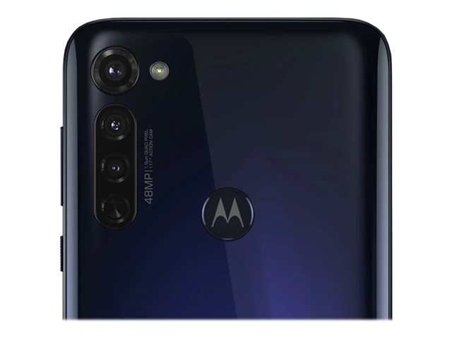 Motorola Moto G Pro - Android One - añil místico - 4G - 128 GB - GSM - smartphone