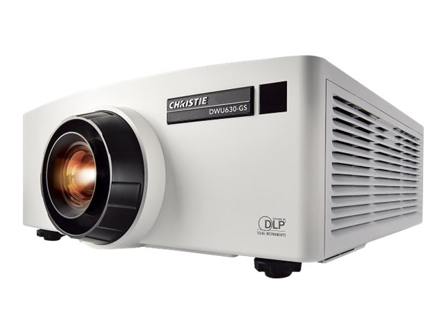 Christie GS Series DWU630-GS - DLP projector - no lens - 3D