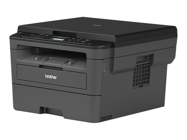 Image of Brother DCP-L2510D - multifunction printer - B/W