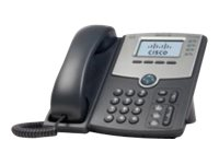 Cisco Small Business SPA 514G - Téléphone VoIP - SIP, SIP v2, RTCP, RTP, SRTP - multiligne