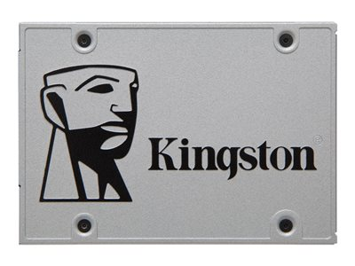 "Kingston SSDNow UV400 - Solid state drive - 240 GB - internal - 2.5"" - SATA 6Gb/s"
