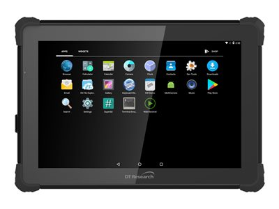 DT Research Rugged Tablet DT380Q Tablet rugged Android 9.0 (Pie) 64 GB 8INCH (1920 x 1200)