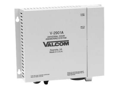 Valcom V-2901A Door answering unit wired