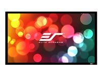 Elite Screens SableFrame Projection screen wall mountable 100INCH (100 in) 16:9 PowerGain