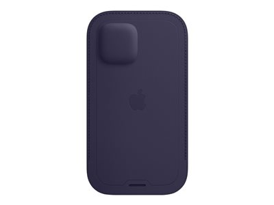 Apple - Protective sleeve for cell phone - with MagSafe - leather
