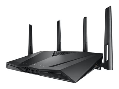 ASUS RT-AC3100 Wireless router 4-port switch GigE 802.11a/b/g/n/ac Dual Band image