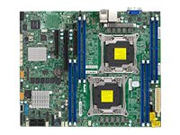 SUPERMICRO X10DRL-C - Motherboard