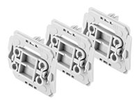 Bosch Smart Home Adapter Berker (B1) - Switch mounting adapter (pack of 3)