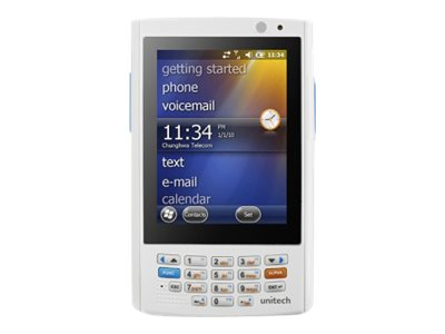 Unitech PA520 MCA Data collection terminal Win Embedded Handheld 6.5 Classic 512 MB