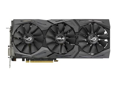 ASUS ROG STRIX-GTX1070-O8G-GAMING OC Edition graphics card GF GTX 1070 8 GB GDDR5
