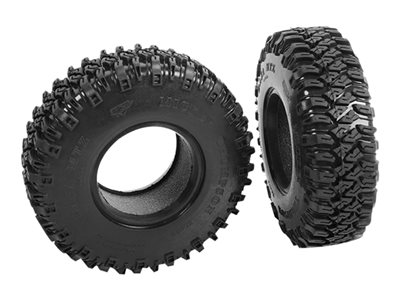 - Pneumatici Mickey Thompson Baja MTZ in scala 1,9""