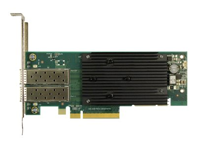 Solarflare XtremeScale X2522 Network adapter PCIe 3.1 x8 25 Gigabit SFP2