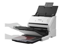 Epson WorkForce DS-530 - Scanner de documents - Recto-verso - A4 - 600 ppp x 600 ppp - jusqu'à 35 ppm (mono) / jusqu'à 35 ppm (couleur) - Chargeur automatique de documents (50 feuilles) - jusqu'à 4000 pages par jour - USB 3.0