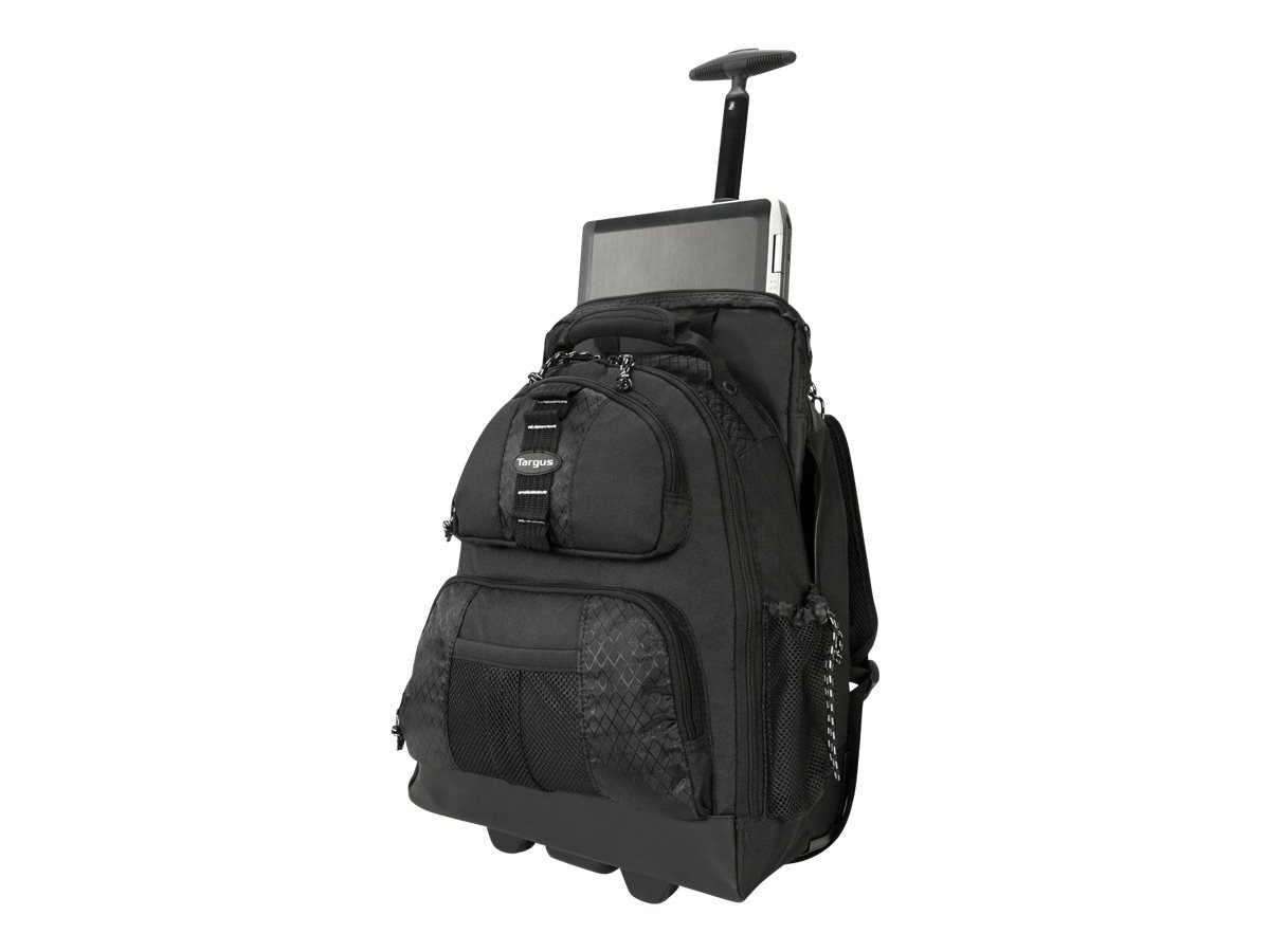 Targus Rolling notebook carrying backpack