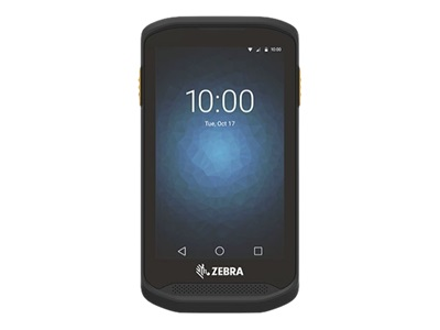 """Zebra TC25 - Data collection terminal - Android 7.1 (Nougat) - 16 GB - 4.3"""" colour (800 x 480) - rear camera - barcode reader - (2D imager) - USB host - microSD slot - Wi-Fi, Bluetooth - 4G"""