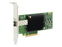 Emulex 16Gb (Gen 6) FC Single-port HBA - Host bus adapter